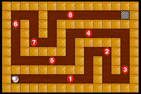 Screenshot Kid'z Maze Lite